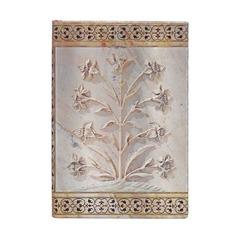 Taj Mahal Flowers / Agra / Mini / Lined