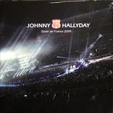 Johnny Hallyday / Tour 66 - Stade De France 2009 (4LP)