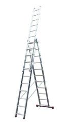 Трехсекционная универсальная лестница CORDA 3х10