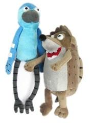 Обычный мультик мягкие игрушки — Regular Show Plush Toys