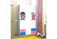 Шкаф 3-х дверный Совята