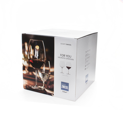 Набор бокалов для красного вина Burgundy 630 мл, 4 шт, For you, фото 3