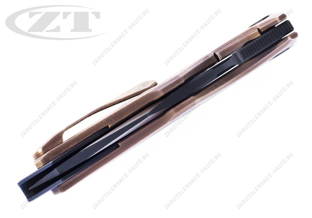 Нож Zero Tolerance 0427 Sinkevich PROTOTYPE - фотография