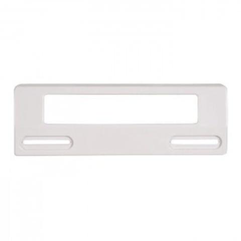 Ручка двери холодильника накладная UNI  186 мм