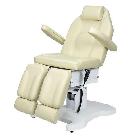 Педикюрное кресло Оникс-03, 3 мотора: высота и угол наклона спинки