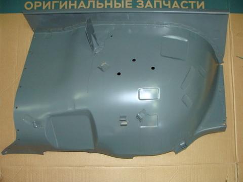 Брызговик (кожух передний) УАЗ-469 в сборе левый