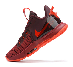 Nike LeBron Witness 5 'Red/Black'