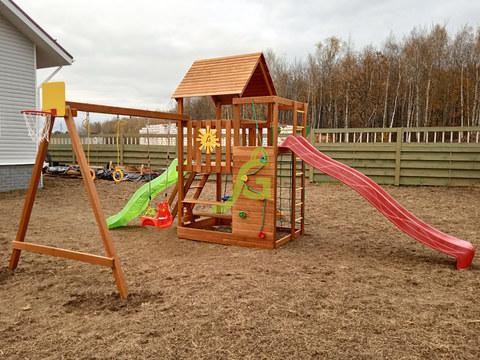 Детская площадка IgraGrad Крафт Pro 5