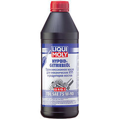 3945 LiquiMoly П/с.тр.масло Hypoid-Getrieb.TDL 75W-90 (GL-4/GL-5)(1л)