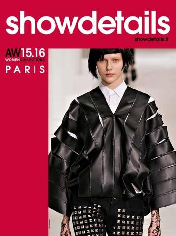 Журнал мод. SHOWDETAILS (Париж) осень-зима 2015-2016г.