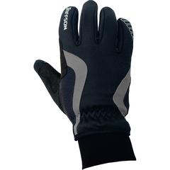 Перчатки JAFFSON WCG 43-0476 (чёрный/серый)