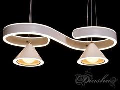 Современная светодиодная Подвесная LED Люстра  70W