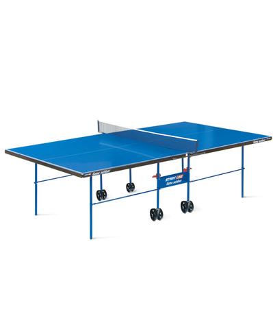 Стол для настольного тенниса Game Outdoor, с сеткой