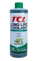 Антифриз TCL LLC GREEN -40 1л