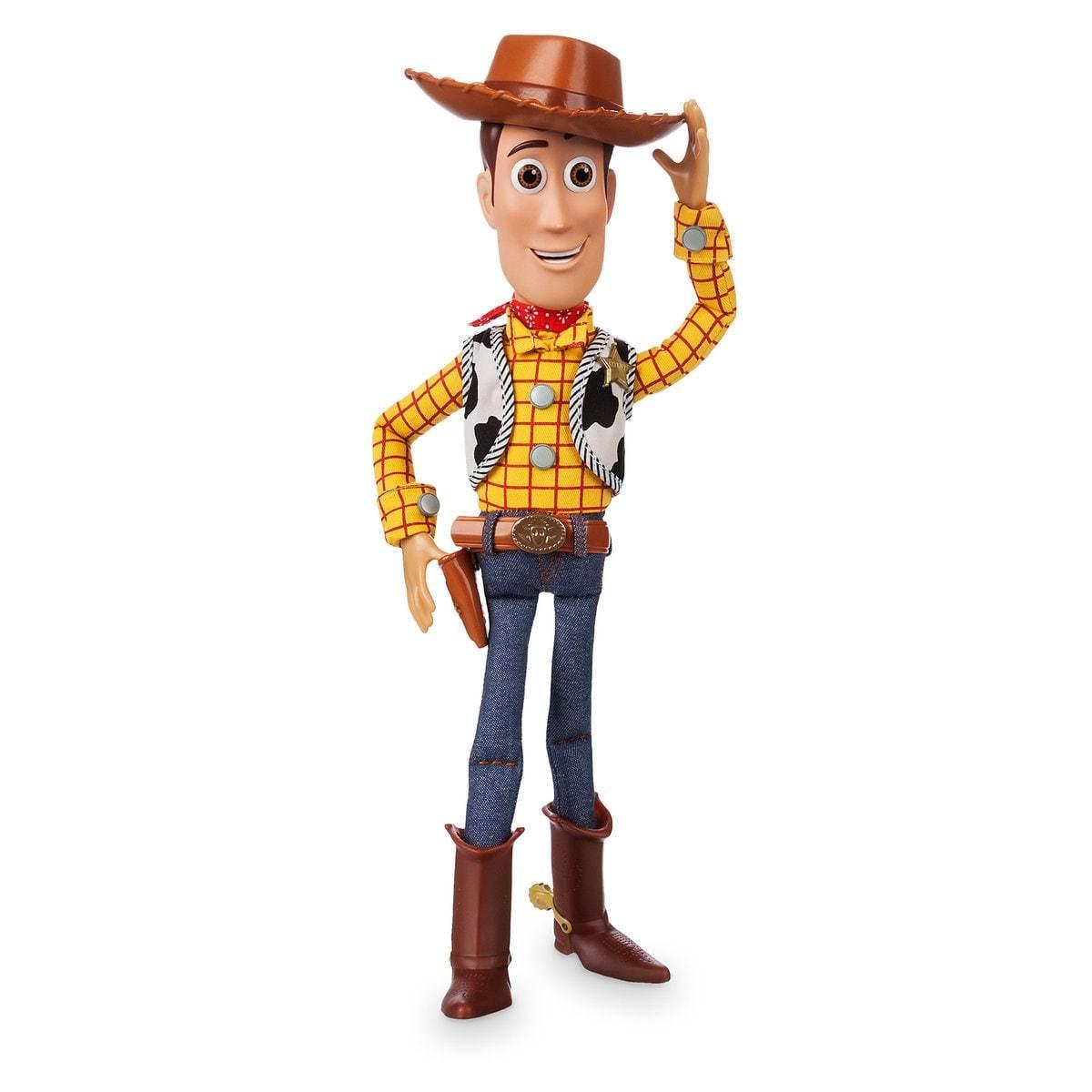 Вуди интерактивная игрушка Disney История Игрушек 38 см