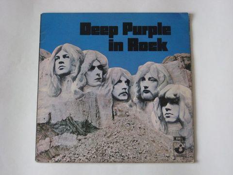 Deep Purple / In Rock (LP)