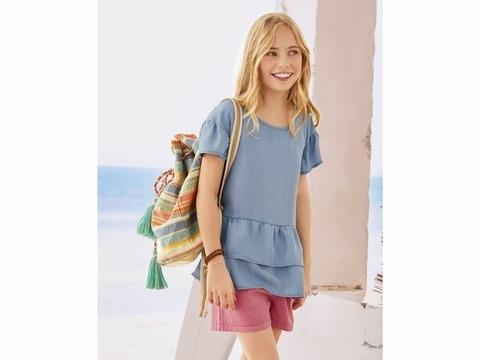 Блузка для девочки Pepperts
