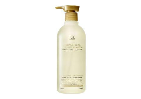 Профессиональный шампунь против выпадения волос LADOR Dermatical Hair Loss Shampoo 530 ml