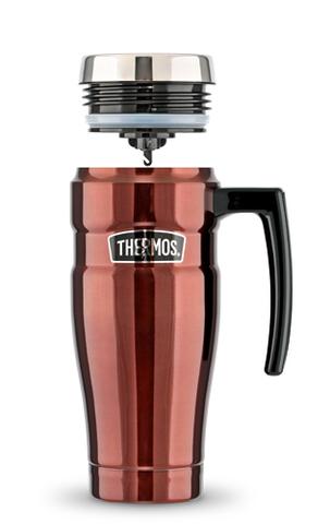 Термокружка Thermos SK 1000 Travel Mug (0,45 литра), красная