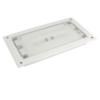 Светильник серии SOLID в комплекте c рамкой TWT3001 для встраиваемого монтажа