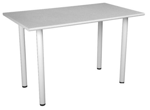 Стол обеденный прямоугольный софтформинг подстолье пластик