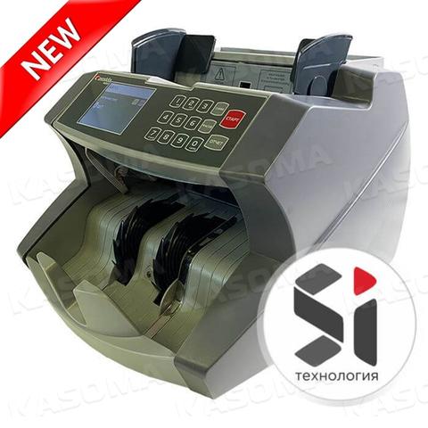 Счетчик банкнот Cassida 6650 LCD I/IR