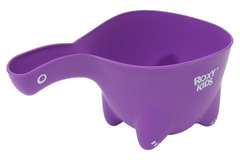 Ковшик для мытья головы Dino Scoop. Цвет фиолетовый