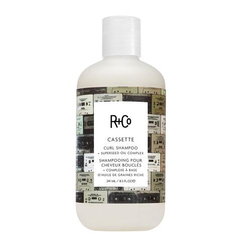 R+Co Шампунь для вьющихся волос с комплексом масел кассета Cassette Curl Shampoo