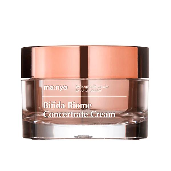 Купить Крем Для Лица С Бифидобактериями MANYO FACTORY Bifida Biome Concentrate Cream