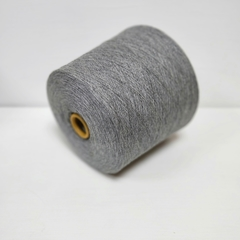 Lambswool, Шерсть ягненка 100%, Серый меланж, 1/16, 1600 м в 100 г