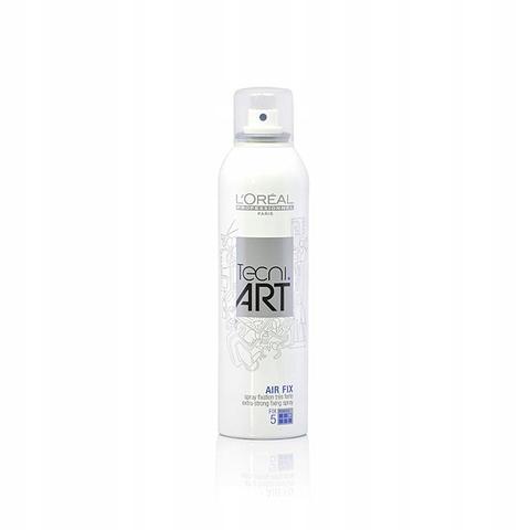 Спрей сильной фиксации, L'Оreal Tecni Art Air Fix 5, 250 мл.