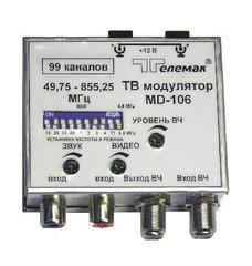 ТВ модулятор Телемак MD-106