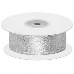 Мерцающий блеск, Серебро, металлик 1,2 см * 22,85 м