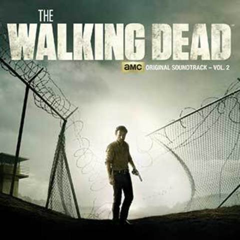 Виниловая пластинка. The Walking Dead Original Soundtrack - Vol. 2