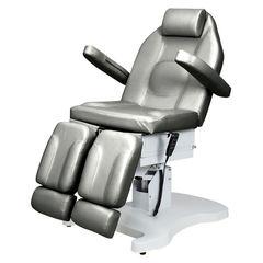 Педикюрное кресло Оникс-03, 3 мотора: высота, угол наклона спинки и ножки
