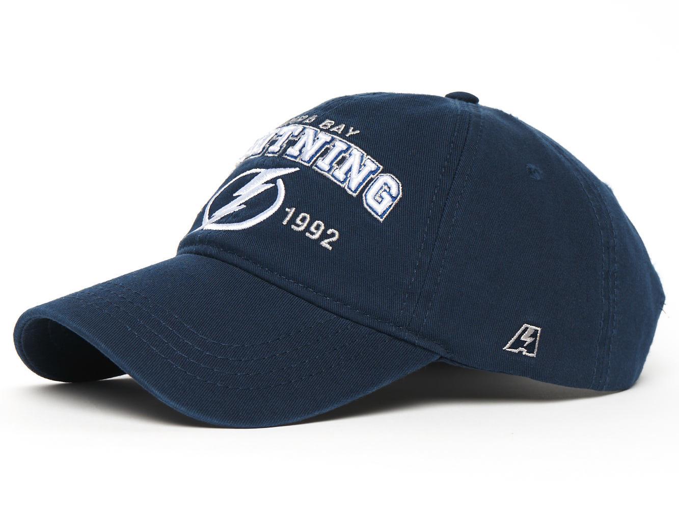 Бейсболка NHL Tampa Bay Lightning est. 1992