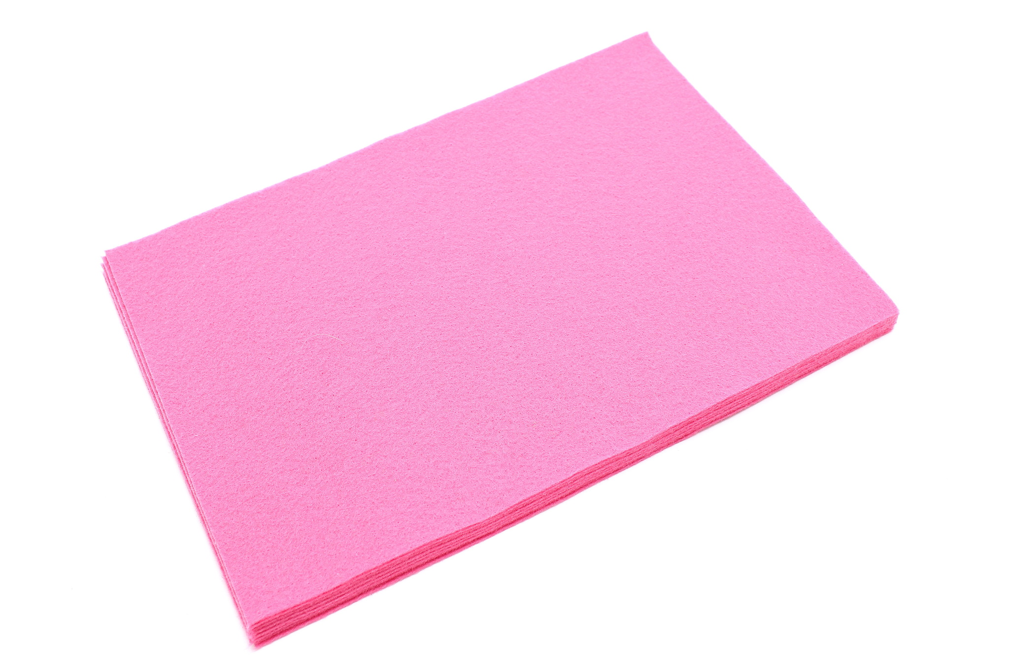 Фетр розовый