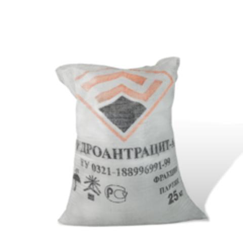 Гидроантрацит-А 0,6 - 1,6мм, (25 кг), (ЭТ)