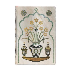 Taj Mahal Flowers / Shah / Mini / Lined