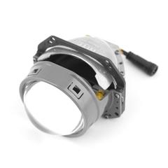 Светодиодные модули ближнего/дальнего света MTF Light ABSOLUTE VISION, линзованные, бескорпусные, 12В, 35ВТ, 5500К