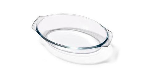 6169 FISSMAN Форма для запекания 23x13x5 см / 0,7 л, жаропрочное стекло