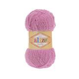 Пряжа Alize Softy розовый 191