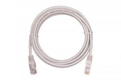 Патч-корд NETLAN EC-PC4UD55B-010-GY-10, CCA, (10шт)