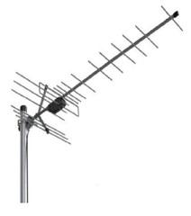 Мощная уличная внешняя наружная цифровая АКТИВНАЯ НАПРАВЛЕННАЯ ТЕЛЕВИЗИОННАЯ АНТЕННА Т-3360 antenna.ru купить. Дальность до 60 км от телевышки.