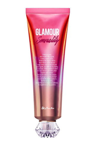 Крем для тела ДРЕВЕСНО-МУСКУСНЫЙ АРОМАТ Fragrance Cream - Glamour Sensuality, 140 мл Kiss by Rosemine