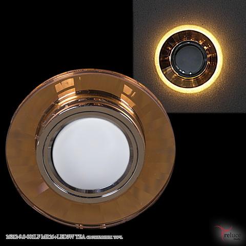 16312-9.0-001LF MR16+LED3W TEA светильник точ.