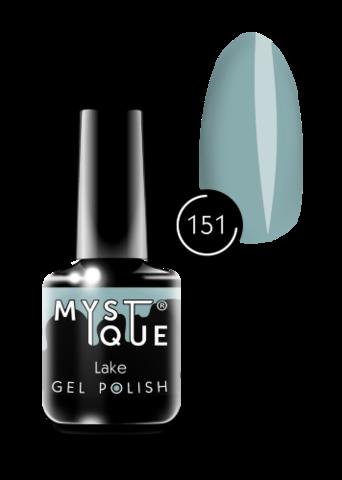 Mystique Гель-лак #151 «Lake» 15 мл