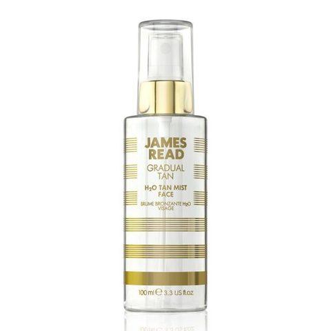 Спрей для лица - освежающее сияние H2O James Read H2O Tan Mist Face