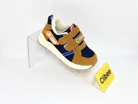 Clibee K308 Camel/Blue 19-24