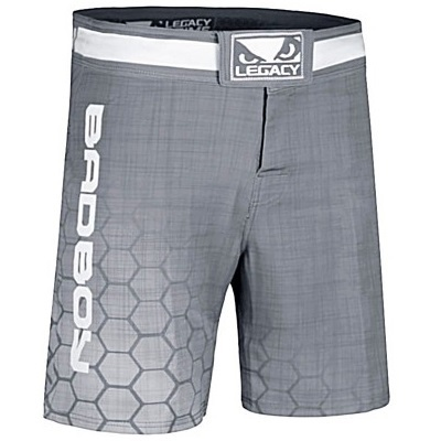 Шорты Шорты для MMA Bad Boy Legacy Prime Shorts - Grey Шорты_для_MMA_Bad_Boy_Legacy_Prime_Shorts_-_Grey.jpg